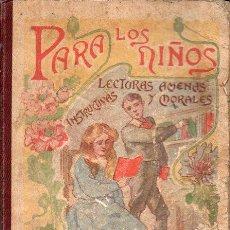 Libros antiguos: PARA LOS NIÑOS : LA PATRIA ESPAÑOLA (SUC. HERNANDO, 1905). Lote 95753835