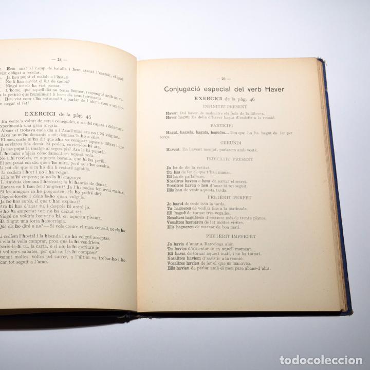 Libros antiguos: LLIBRE DEL MESTRE DORTOGRAFIA CATALANA - Foto 4 - 95971983