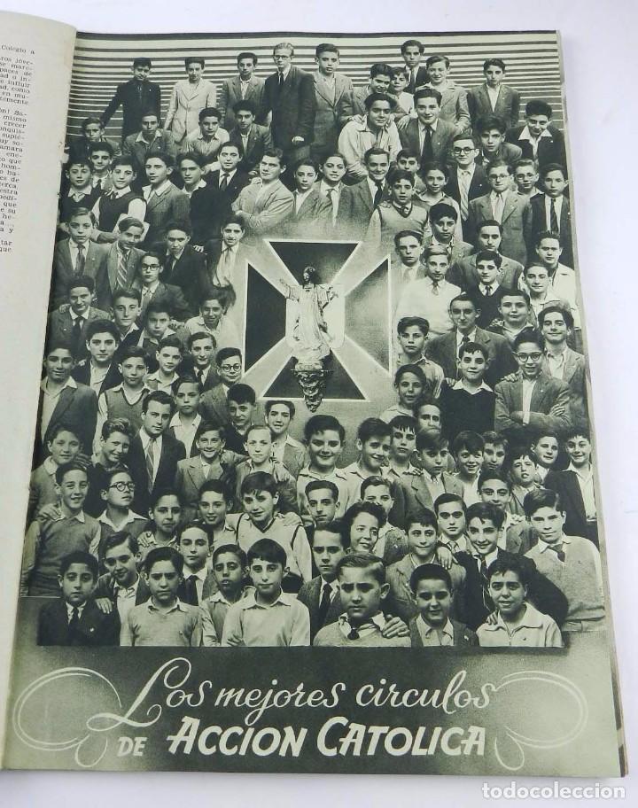 Libros antiguos: Memoria curso escolar Real Colegio de las Escuelas Pias de San Anton 1949 - 1950, en buen estado de - Foto 2 - 96292311
