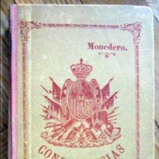 Libros antiguos: CONFERENCIAS PATRIOTICAS - MONEDERO ORDOÑEZ, DIONISIO.1897. Lote 96331815
