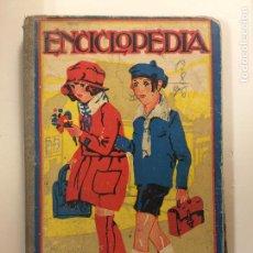 Libros antiguos: ENCICLOPEDIA DALMAU 1936. Lote 96543499