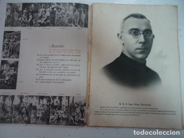 Libros antiguos: COLEGIO SAN JOSE --PP. ESCOLAPIOS SANTANDER - MEMORIA 1943/44 - Foto 2 - 97878091