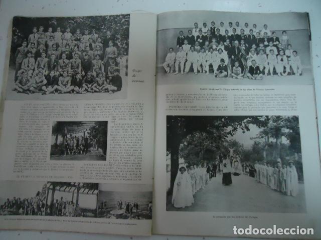 Libros antiguos: COLEGIO SAN JOSE --PP. ESCOLAPIOS SANTANDER - MEMORIA 1943/44 - Foto 3 - 97878091