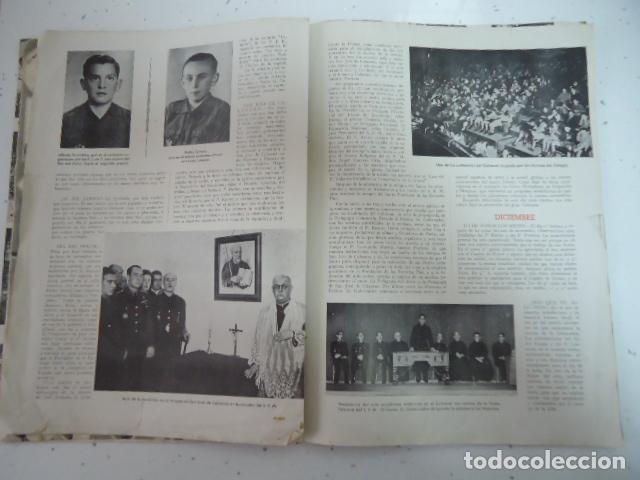 Libros antiguos: COLEGIO SAN JOSE --PP. ESCOLAPIOS SANTANDER - MEMORIA 1943/44 - Foto 4 - 97878091