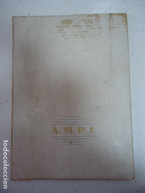 Libros antiguos: COLEGIO SAN JOSE --PP. ESCOLAPIOS SANTANDER - MEMORIA 1943/44 - Foto 9 - 97878091