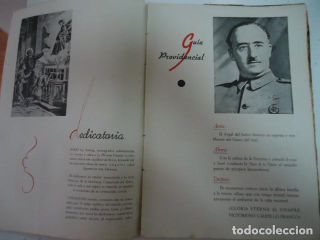 Libros antiguos: COLEGIO SAN JOSE --PP. ESCOLAPIOS SANTANDER - MEMORIA 1942/43 - Foto 2 - 97878167