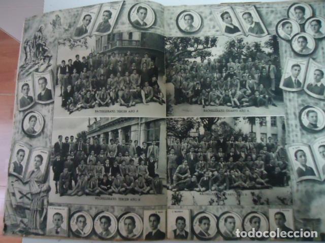 Libros antiguos: COLEGIO SAN JOSE --PP. ESCOLAPIOS SANTANDER - MEMORIA 1942/43 - Foto 3 - 97878167