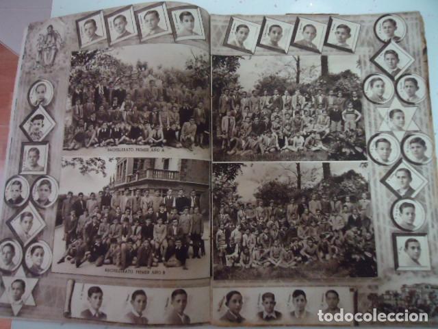 Libros antiguos: COLEGIO SAN JOSE --PP. ESCOLAPIOS SANTANDER - MEMORIA 1942/43 - Foto 4 - 97878167