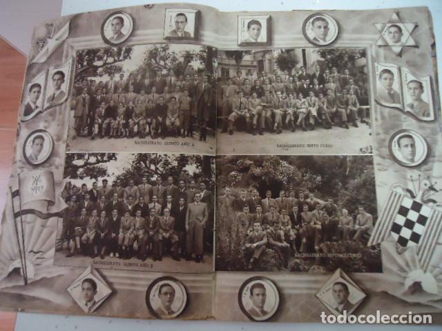 Libros antiguos: COLEGIO SAN JOSE --PP. ESCOLAPIOS SANTANDER - MEMORIA 1942/43 - Foto 5 - 97878167