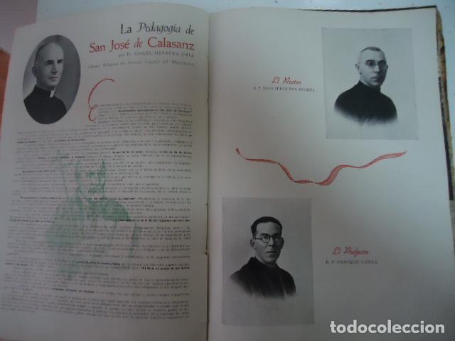 Libros antiguos: COLEGIO SAN JOSE --PP. ESCOLAPIOS SANTANDER - MEMORIA 1942/43 - Foto 6 - 97878167
