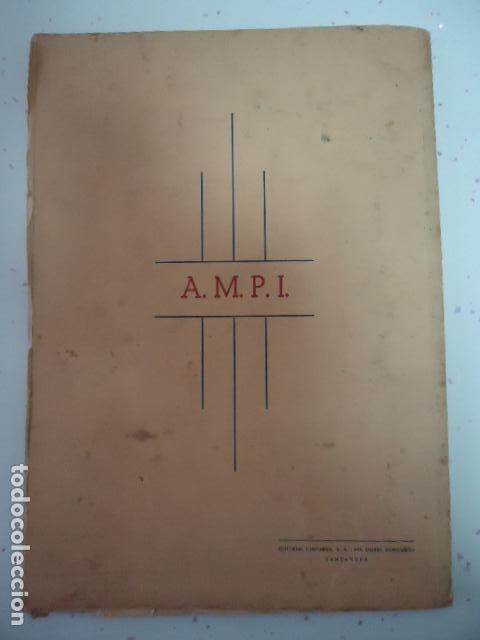 Libros antiguos: COLEGIO SAN JOSE --PP. ESCOLAPIOS SANTANDER - MEMORIA 1942/43 - Foto 8 - 97878167