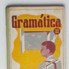 Libros antiguos: ANTIGUO LIBRO DE ESCUELA DE GRAMÁTICA. DE LA EDITORIAL MAGISTERIO ESPAÑOL. Lote 98189143