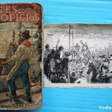 Libros antiguos: ARTES Y OFICIOS - PALUZIE - ESCOLAR AÑO 1906 MÁS GRAVADO EL VERDUGO ENSEÑA CABEZA DE DANTON. Lote 99448951