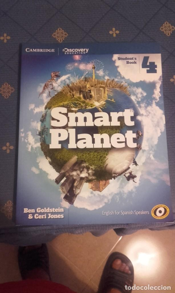 Libros antiguos: SMART PLANET 4º ESO STUDENT´S BOOK CON DVD (EDITORIAL CAMBRIDGE) SIN USAR - Foto 1 - 99471987