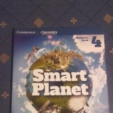 Libros antiguos: SMART PLANET 4º ESO STUDENT´S BOOK CON DVD (EDITORIAL CAMBRIDGE) SIN USAR. Lote 99471987