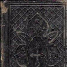 Livros antigos: MANUAL DEL COLEGIAL. DEVOCIONARIO. SEXTA EDICIÓN. HERMENEGILDO JACAS 1897.. Lote 99699779