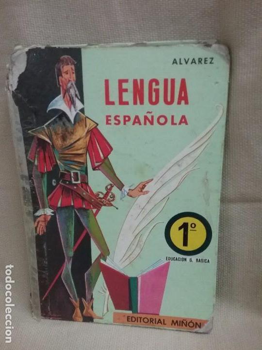 Antiguo Libro De Texto Lengua Espa 241 Ola 1 176 Educa Comprar