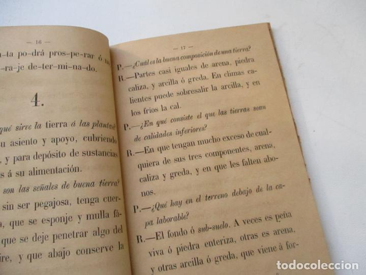 Libros antiguos: CARTILLA AGRARIA, ALEJANDRO OLIVÁN-MADRID 1882- LIBRERÍA DE D. GREGORIO HERNÁNDO- - Foto 3 - 100160867