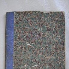 Libros antiguos: ELEMENTOS DE MITOLOGÍA - AÑO 1861. Lote 101697195