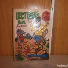 Libros antiguos: LIBRO LECTURAS S.M FANTASIA FORRADO. Lote 103520487