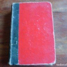 Libros antiguos: PROGRAMAS PRIMERA ENSEÑANZA HISTORIA SAGRADA - CARLOS YEVES - MADRID AÑO 1906. Lote 103829979