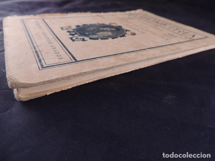 Libros antiguos: LIBRO DE GEOMETRIA LINEAS SUPERFICIES SOLIDOS PRIMER CURSO - Foto 5 - 106095519