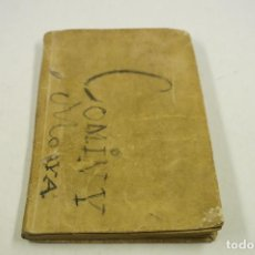 Libros antiguos: CUADERNOS DE LECTURA PARA USO DE LAS ESCUELAS, 1866, CUARTO CUADERNO. 10,5X15,5CM. Lote 106154971