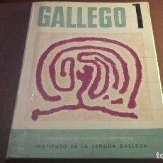Libros antiguos: GALLEGO 1 1975. Lote 108274235