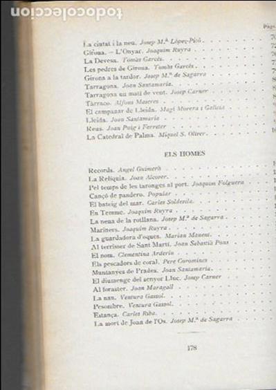 Libros antiguos: Els pobles, les ciutats, el homes / sel. i notes A. Martorell. BCN : Gustau Gili, 1935.20x14cm.185p - Foto 4 - 108381687
