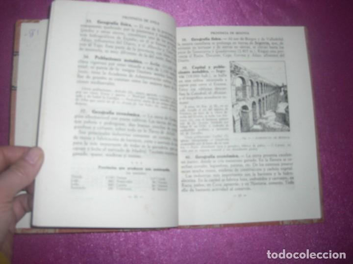 Libros antiguos: GEOGRAFIA SEGUNDO CURSO LUIS VIVES 1939 ILUSTRADO - Foto 5 - 109431467
