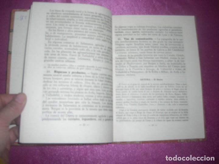 Libros antiguos: GEOGRAFIA SEGUNDO CURSO LUIS VIVES 1939 ILUSTRADO - Foto 6 - 109431467