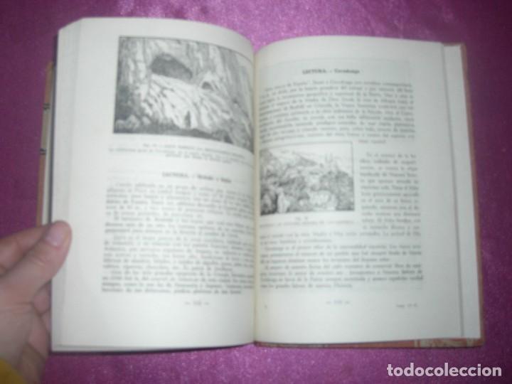 Libros antiguos: GEOGRAFIA SEGUNDO CURSO LUIS VIVES 1939 ILUSTRADO - Foto 10 - 109431467
