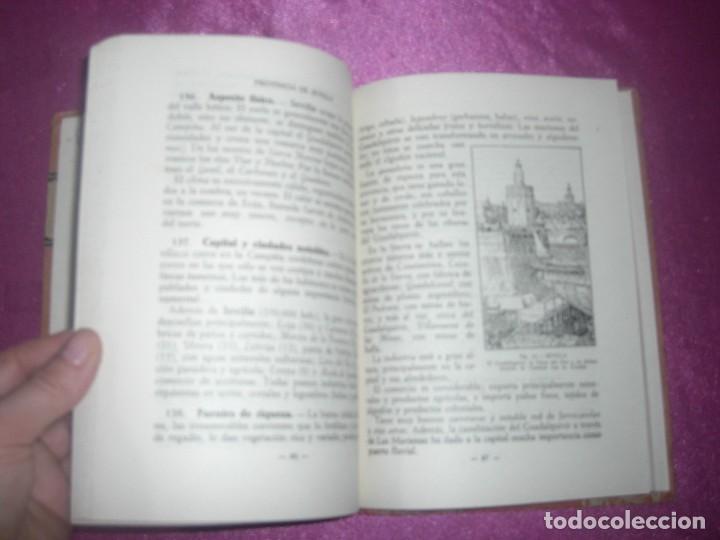 Libros antiguos: GEOGRAFIA SEGUNDO CURSO LUIS VIVES 1939 ILUSTRADO - Foto 12 - 109431467