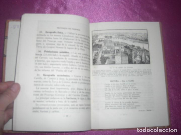 Libros antiguos: GEOGRAFIA SEGUNDO CURSO LUIS VIVES 1939 ILUSTRADO - Foto 13 - 109431467