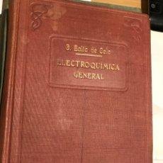 Libros antiguos: LIBRO INGENIERÍA. Lote 109689731