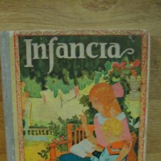 Libros antiguos: INFANCIA SEGUNDO METODO DE LECTURA - JOSE DALMAU - EDICION 1934. Lote 110082303