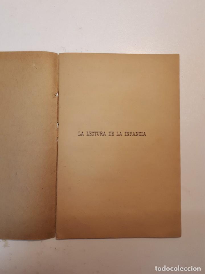 Libros antiguos: la lectura de la infancia 1910 - Foto 2 - 110382507