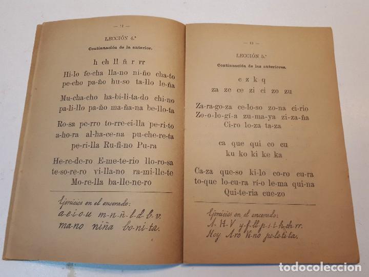 Libros antiguos: la lectura de la infancia 1910 - Foto 7 - 110382507