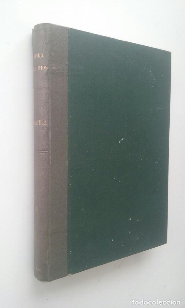 MANUAL DE LITERATURA NACIONAL Y EXTRANJERA VOL III - H. GINER DE LOS RÍOS (VICTORIANO SUÁREZ 1917) (Libros Antiguos, Raros y Curiosos - Libros de Texto y Escuela)