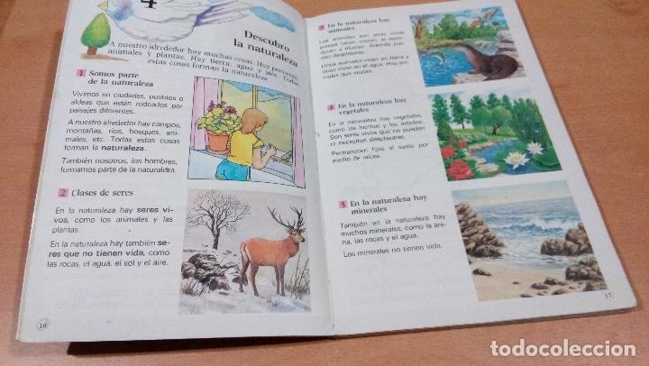 Libros antiguos: nuestra experiencia - 2 egb - anaya - aula 3 - pintado - plastificado - buen estado - ver fotos - Foto 2 - 111468323