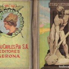 Libros antiguos: FORCADELL : LECTURAS AGRÍCOLAS (DALMAU CARLES, 1932). Lote 111651227