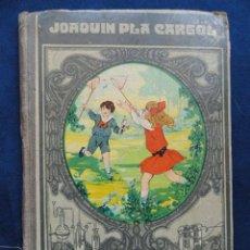 Libros antiguos: ELEMENTOS DE CIENCIAS FISICO NATURALES . JOAQUIN PLA GARGOL, 1923.. Lote 113566867