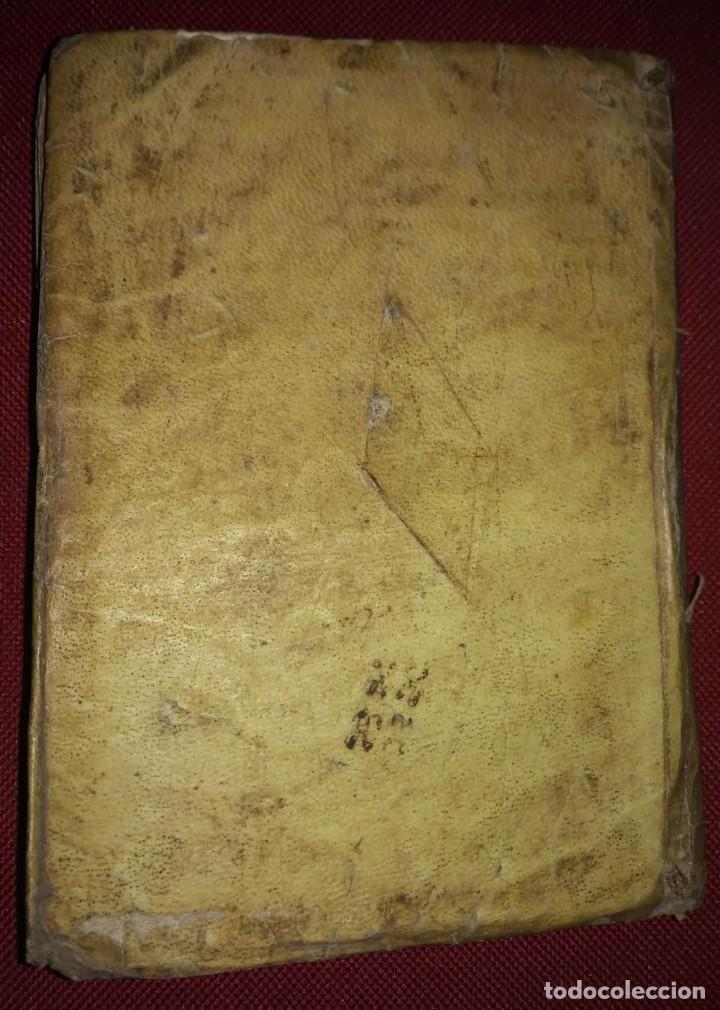 Libros antiguos: Libro gramática año 1828 DE INSTITUTIONE GRAMMATICAE PARS ALTERA - Foto 4 - 114390035