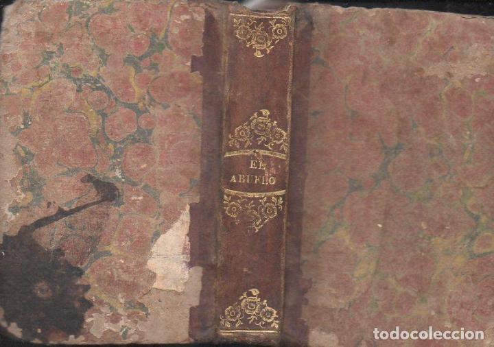 Libros antiguos: PUSSY / LUIS BORDAS : EL ABUELO (MANUEL SAURÍ, 1843) - Foto 2 - 114532347
