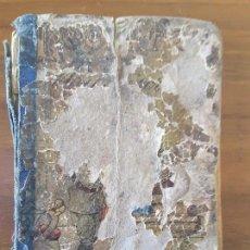 Libros antiguos: MANUSCRITO - SATURNINO CALLEJA AÑO 1876. Lote 116437583
