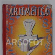 Libros antiguos: ZARAGOZA 1958 - ARITMÉTICA - SEGUNDO GRADO - EDELVIVES - LUIS VIVES. Lote 116523679