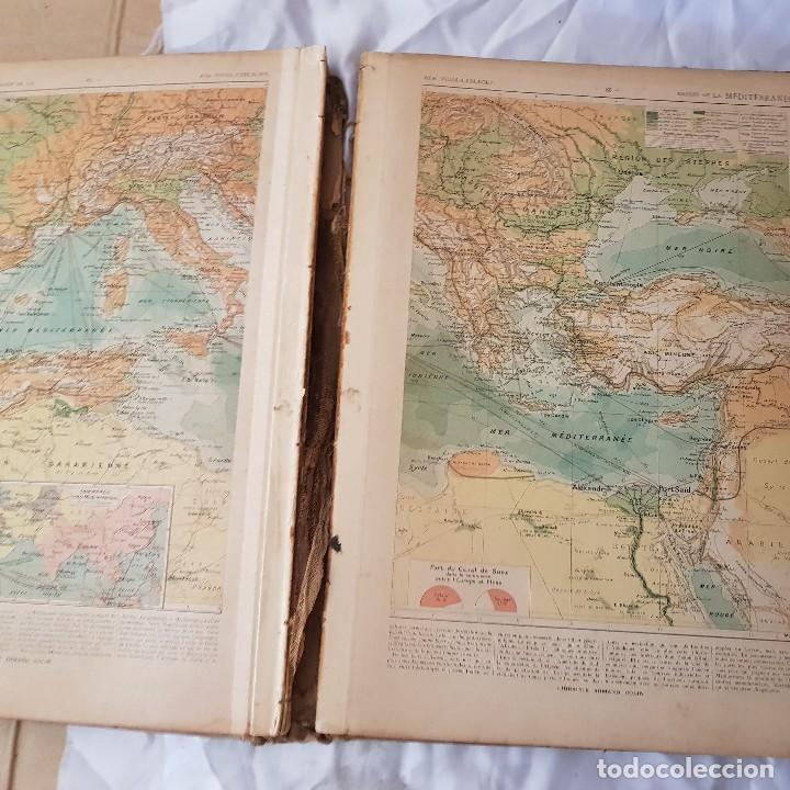 Libros antiguos: ATLAS GENERAL VIDAL LABLACHE 1904 - Foto 7 - 116722967