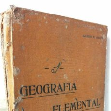 Libros antiguos: GEOGRAFIA ELEMENTAL *** AMERICA *** ALFREDO M. AGUAYO *** 1923. Lote 117677367