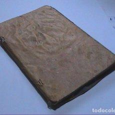 Libros antiguos: EPÍTOME DE LA GRAMÁTICA DE LA LENGUA CASTELLANA.1859.MADRID. EN PERGAMINO.. Lote 118704095