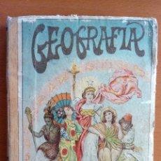 Libros antiguos: GEOGRAFÍA PARA NIÑOS.. Lote 120498887
